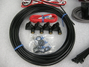 G T Adjustable Shocks W/Remote Wired-In Kit